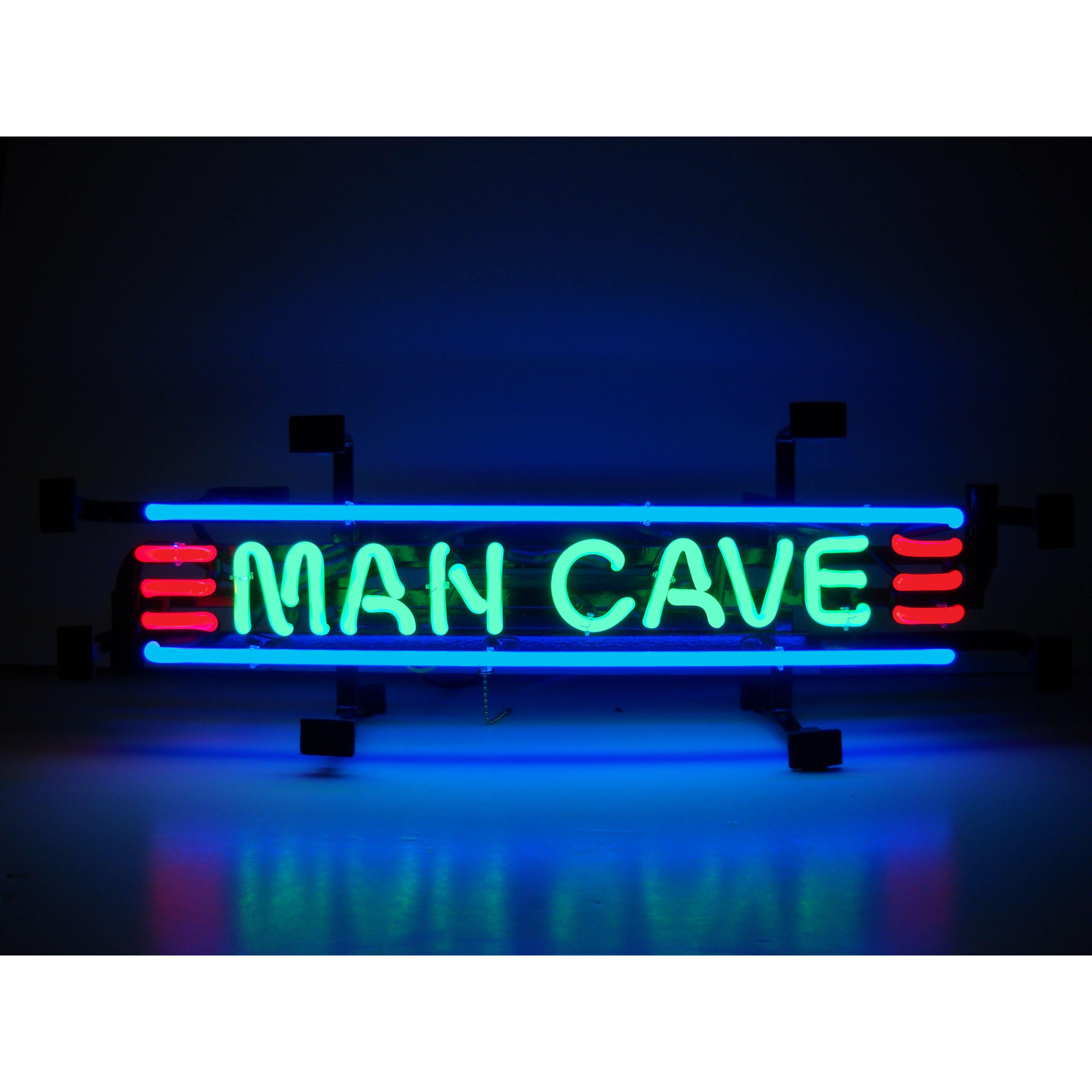 Man Cave Review : Neonetics man cave neon sign reviews wayfair