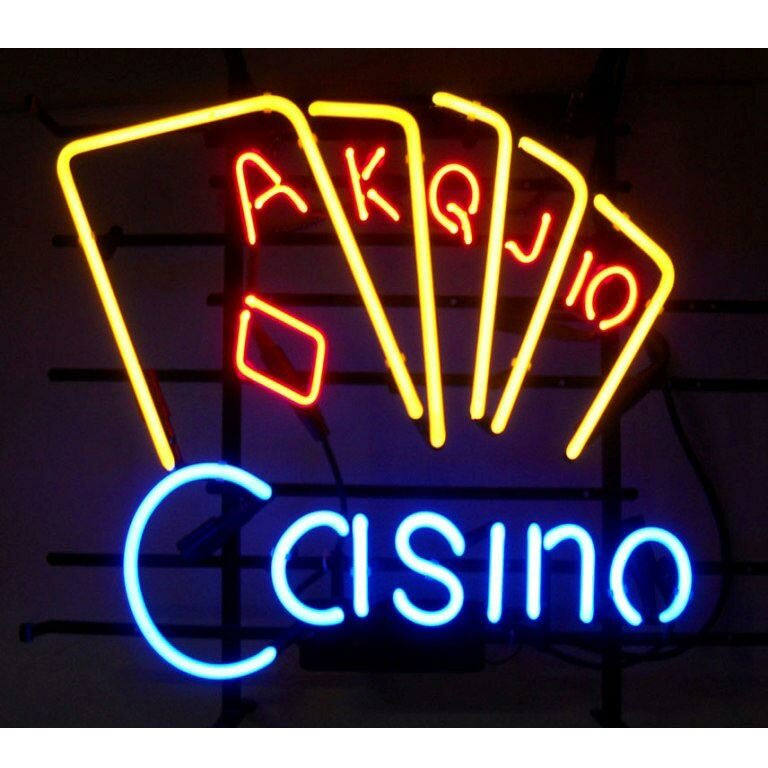 Neonetics Business Signs Casino Neon Sign & Reviews | Wayfair