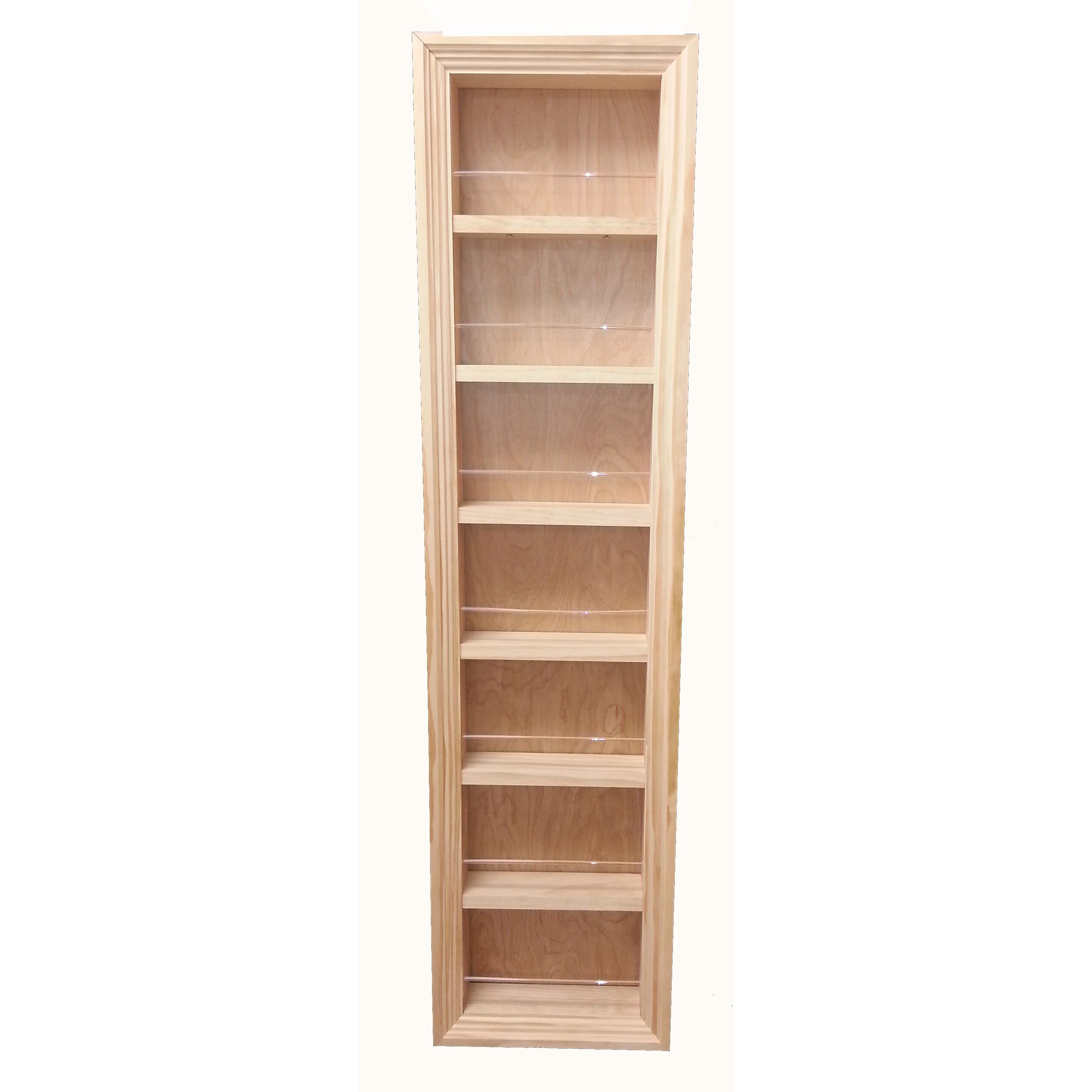 Wg Wood Products 49 5 Kitchen Pantry Cabinet