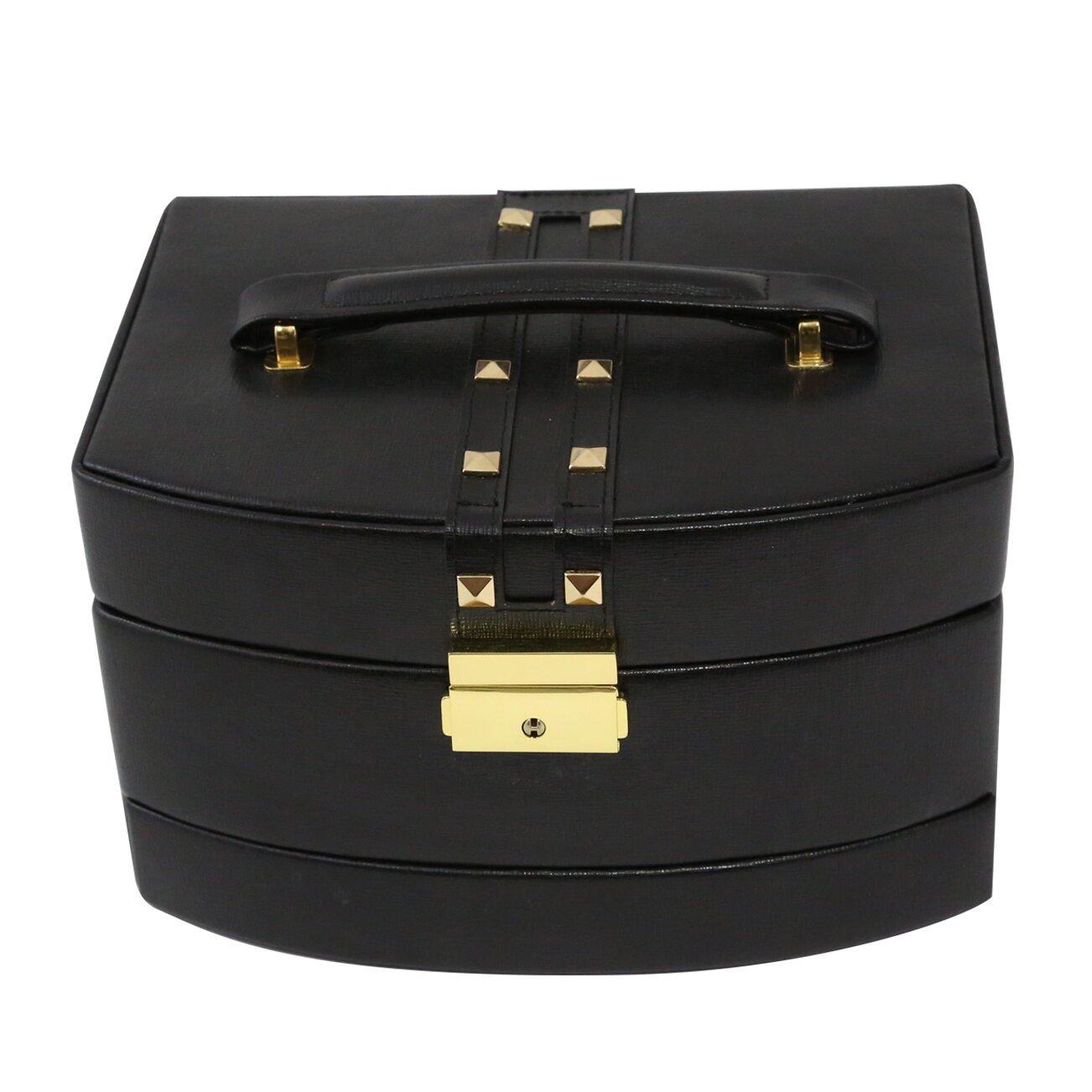 Bey berk studded jewelry box wayfair for Bey berk jewelry box