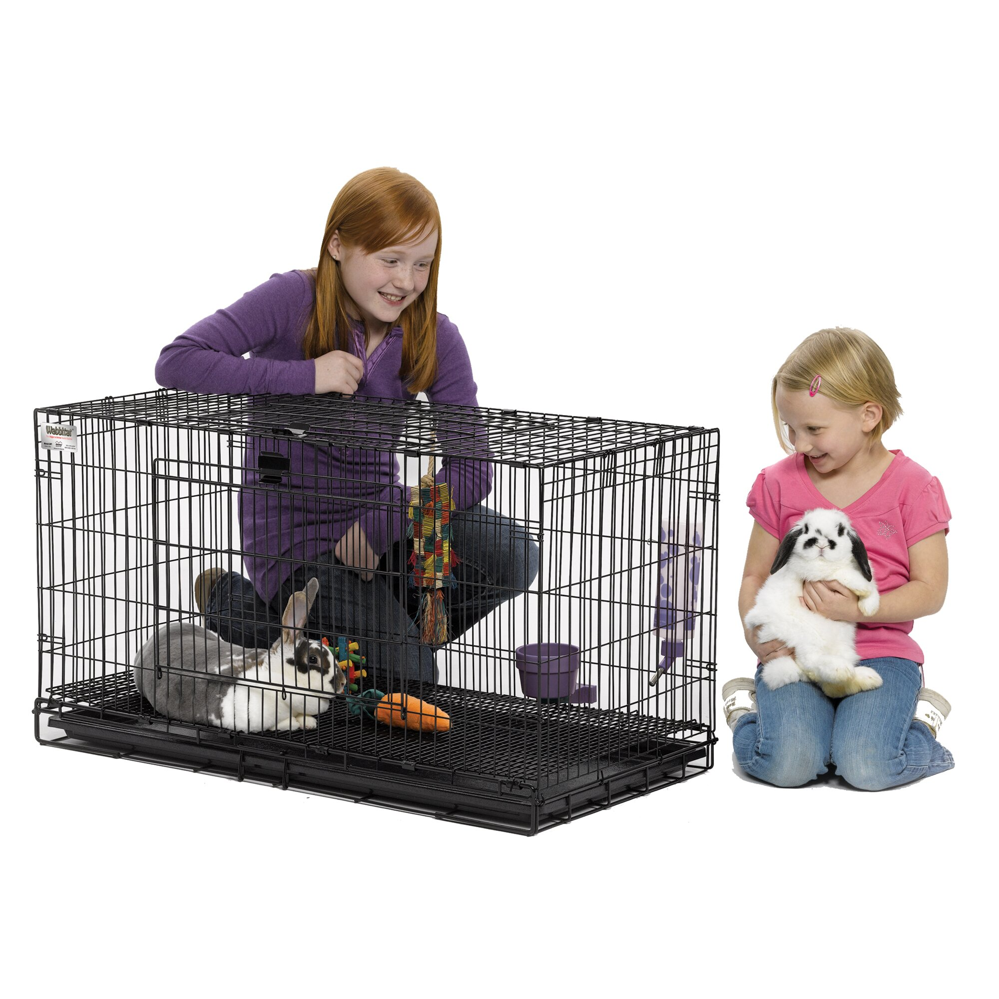 Midwest Homes For Pets Wabbitat Rabbit Cage Amp Reviews