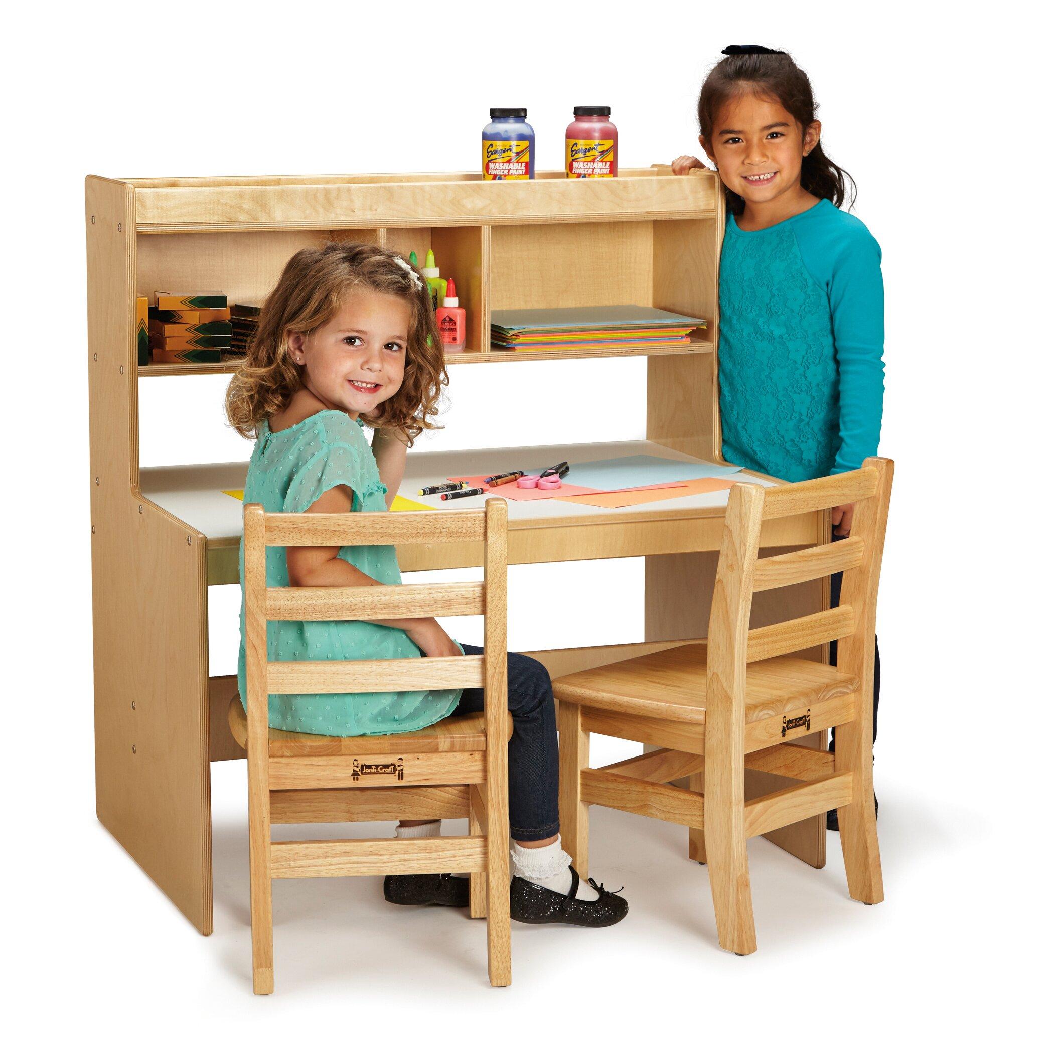 toddler writing desk