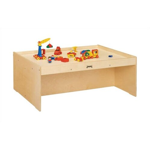 Jonti craft kydz activity table rectangular 34 x 44 for Table x reviews