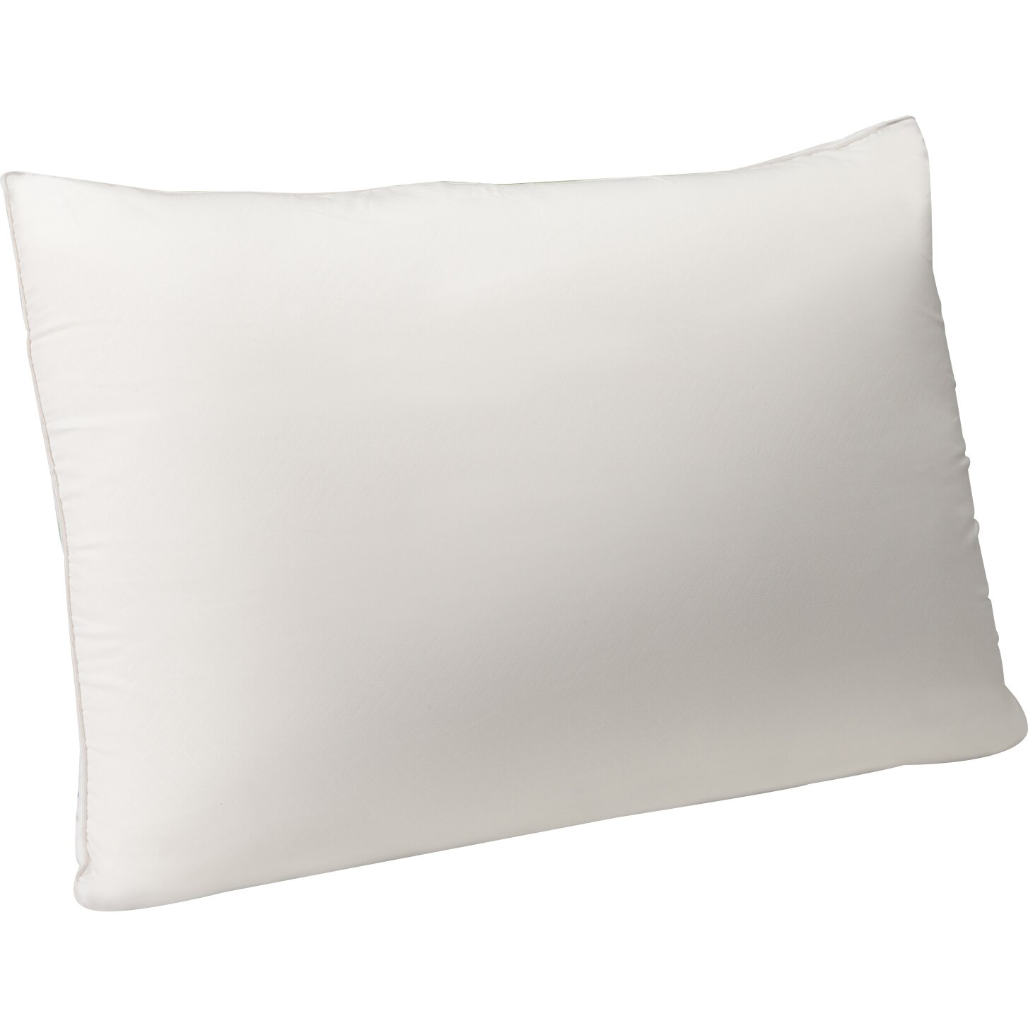 Comfort Revolution King Pillow Comfort Revolution Comfort Polyfill Queen Pillow Wayfair