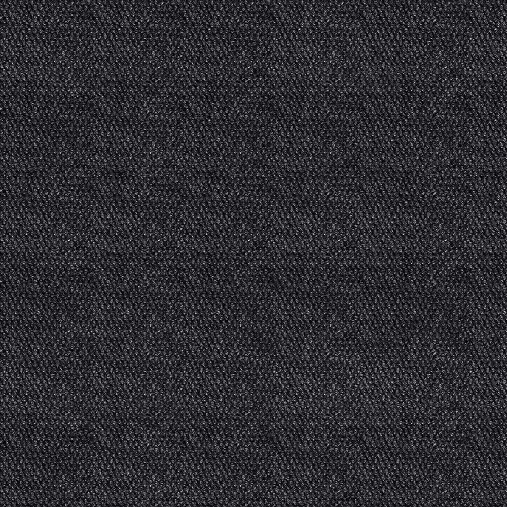 "4urFloor Hobnail 18"" x 18"" Carpet Tile in Gunmetal ..."