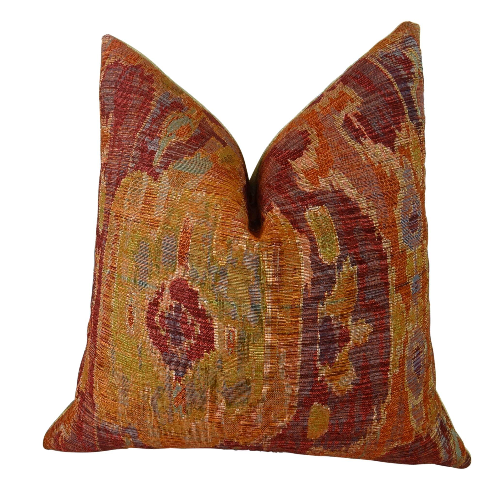 Throw Pillows Horchow : Plutus Brands Bear Canyon Handmade Throw Pillow Wayfair