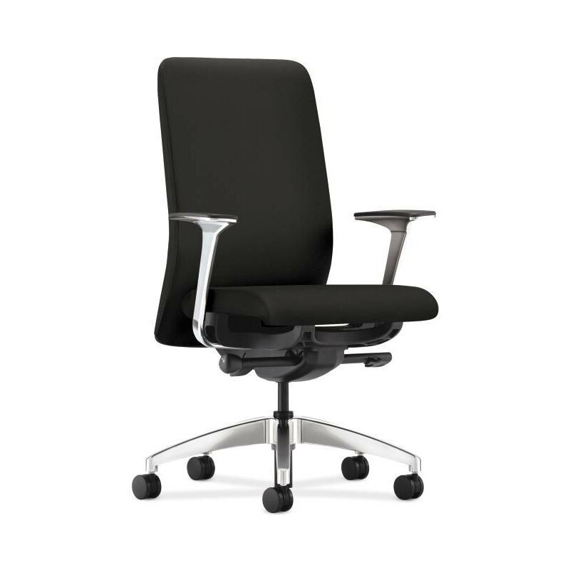 HON Nucleus Task Chair With Arms Reviews Wayfair Supply