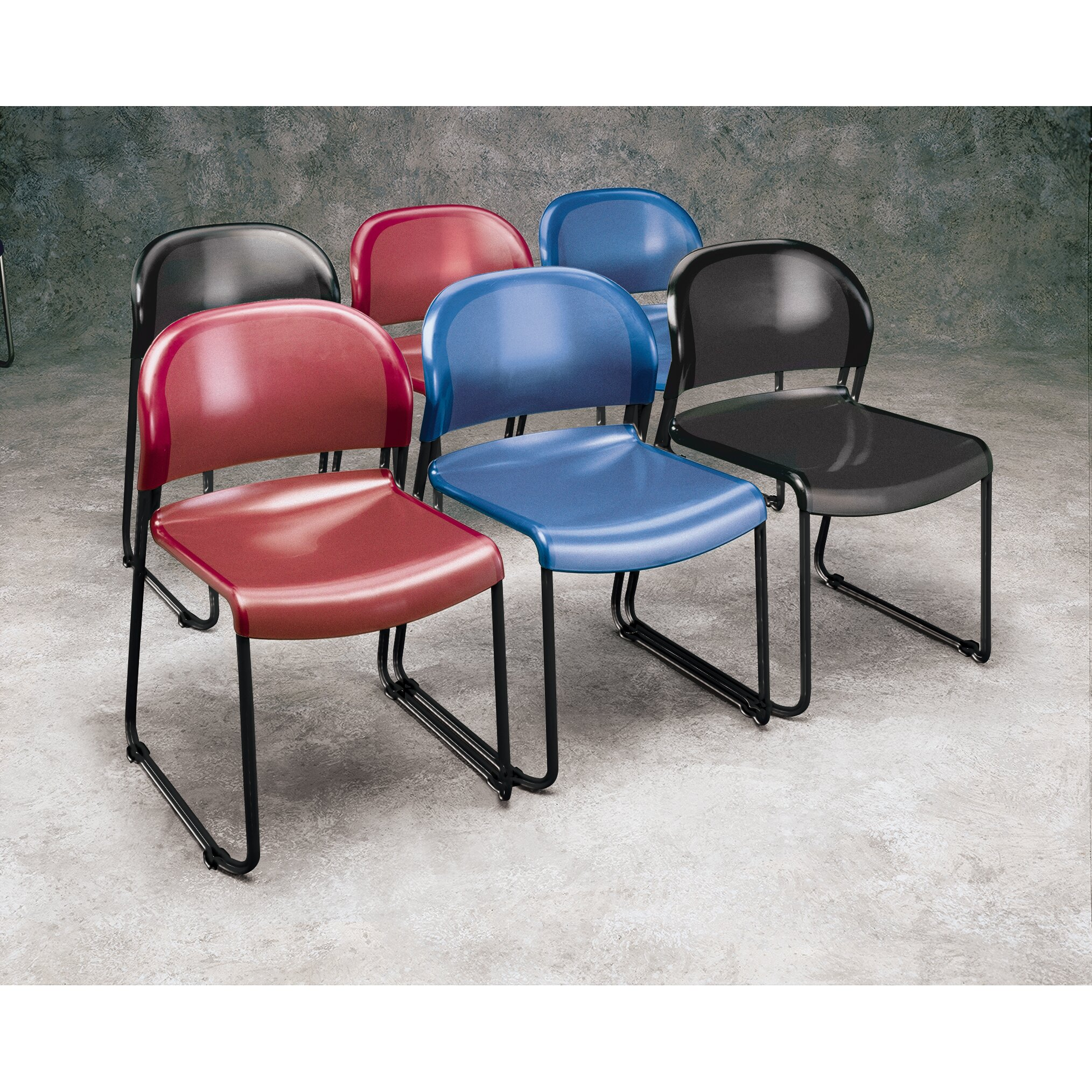 Supply Presentation Event Equipment Stacking Chairs HON SKU HN1448