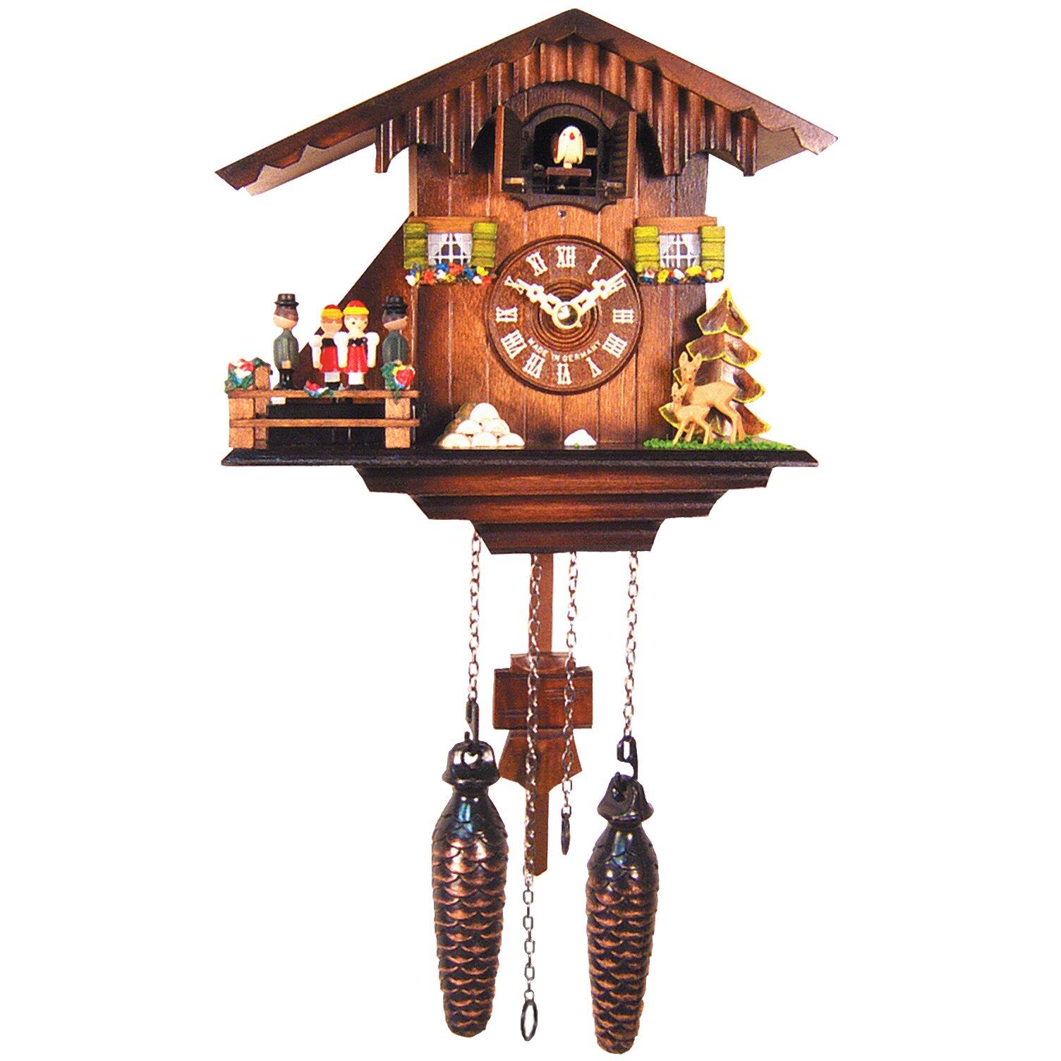 Black forest cuckoo clock reviews - Cuckoo clock plans ...