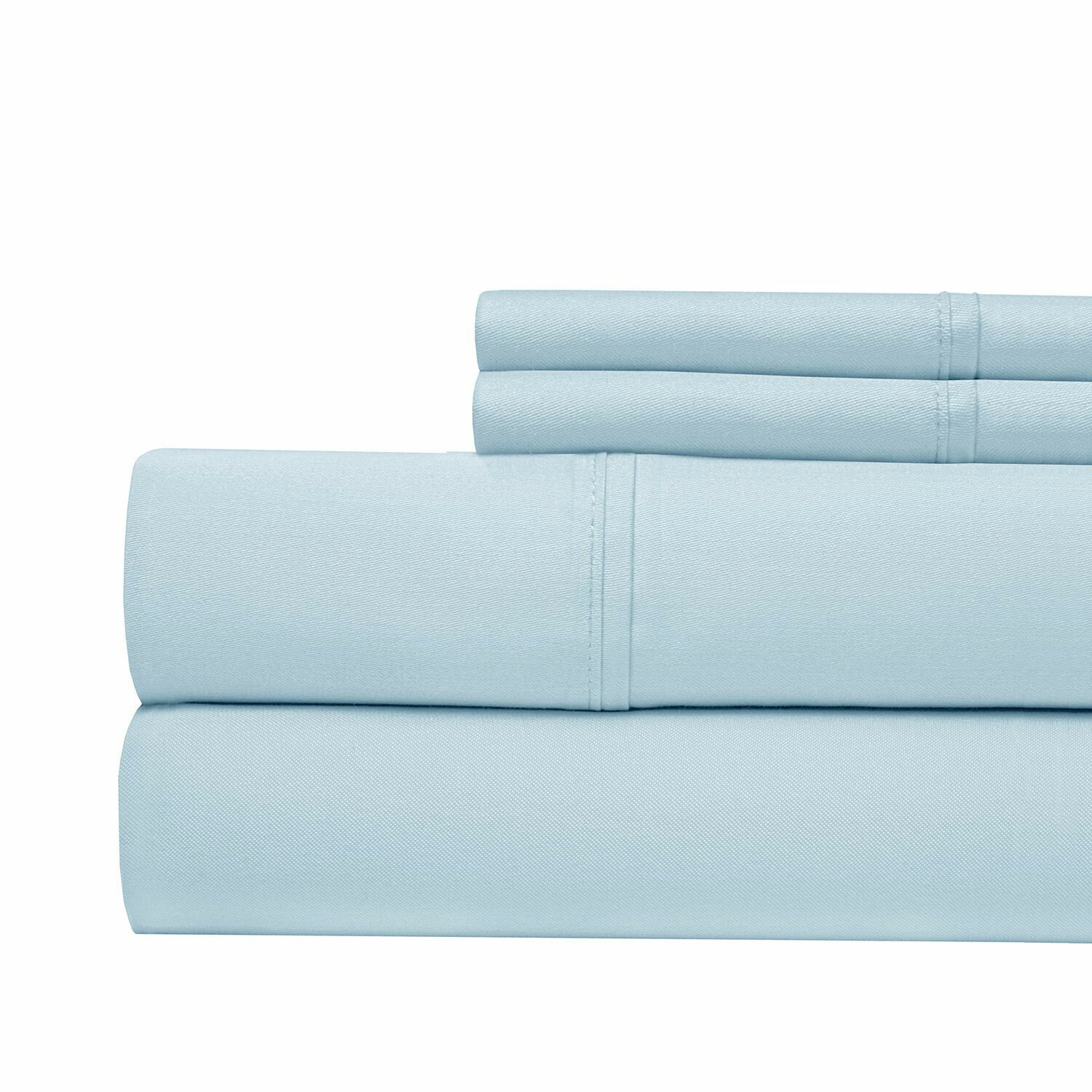 Aspire linens 800 thread count sheet set reviews wayfair for What is thread count in sheets