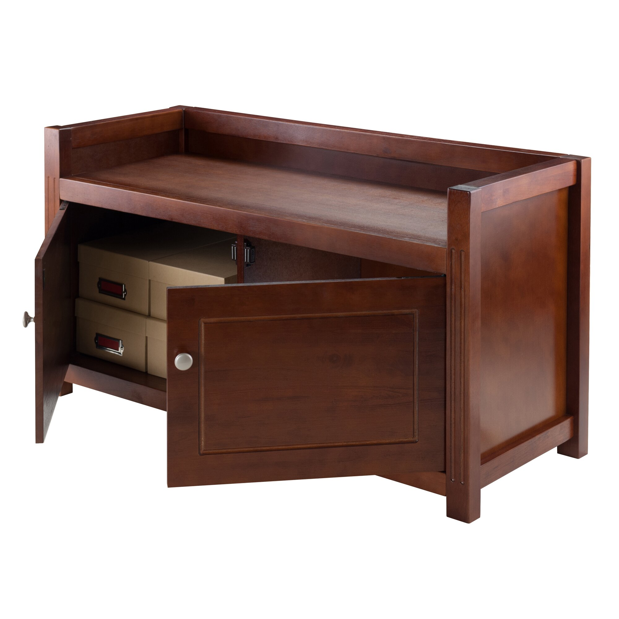 Winsome Wooden Storage Bench Reviews