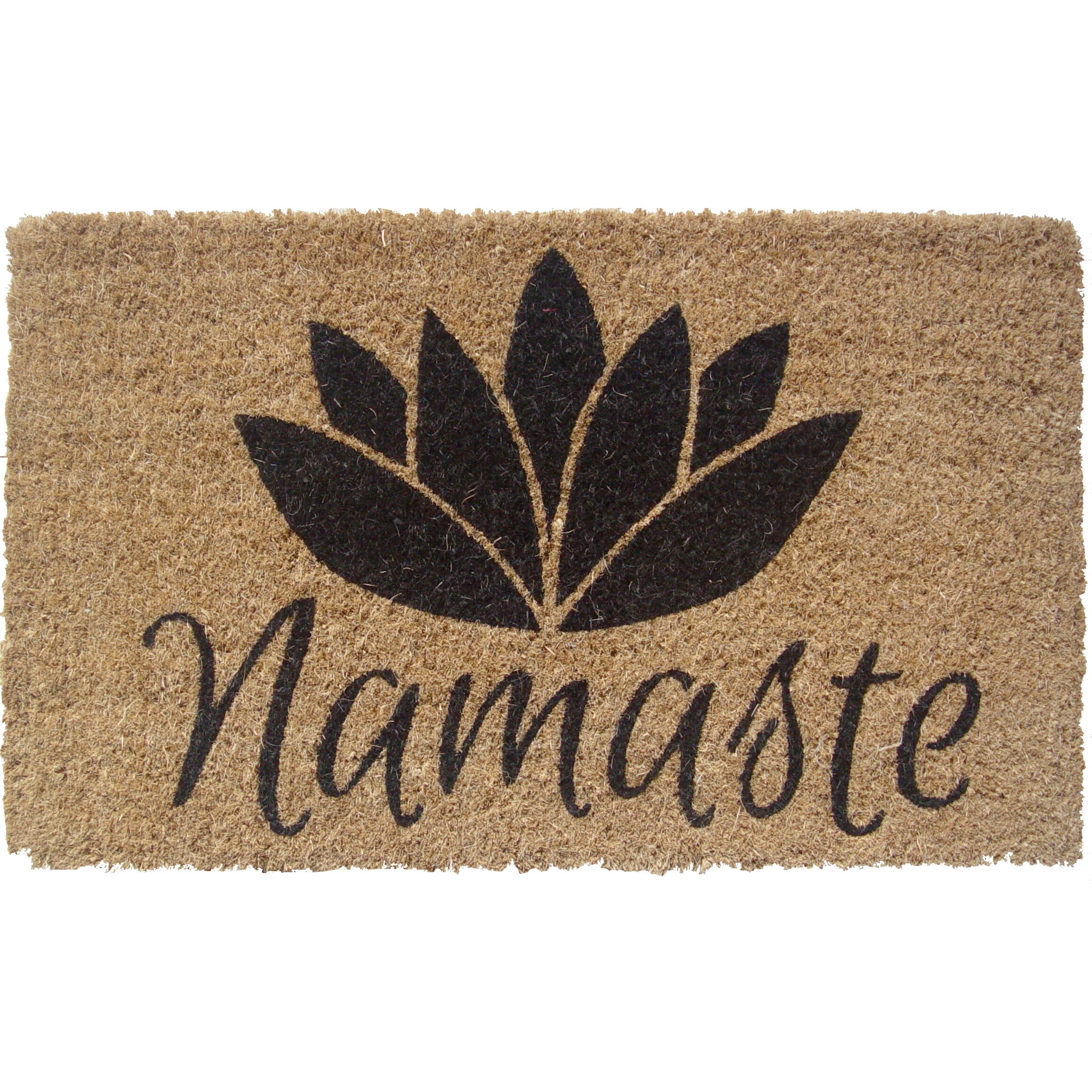 Entryways Namaste Doormat Amp Reviews Wayfair
