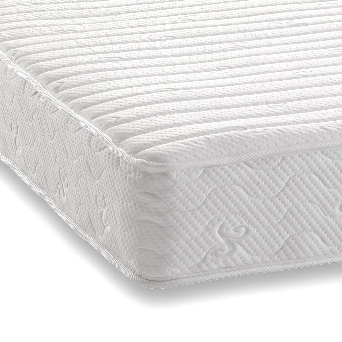 signature sleep signature sleep contour 8 medium hybrid mattress reviews wayfair. Black Bedroom Furniture Sets. Home Design Ideas