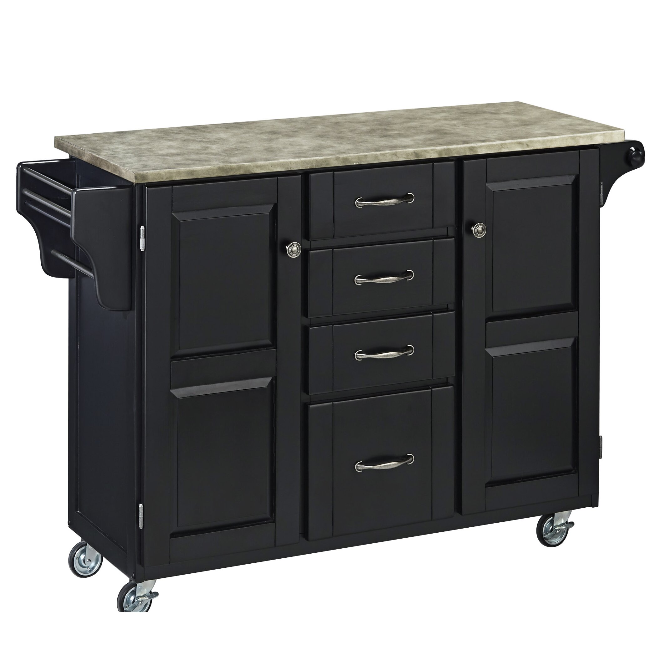 Home Styles Kitchen Island Cart