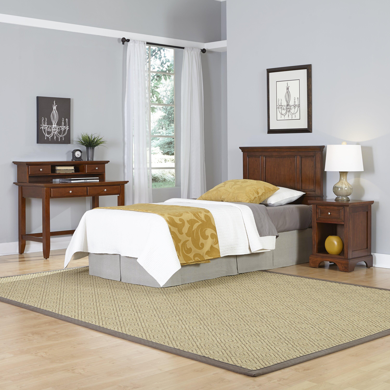 Home Styles Chesapeake Panel 4 Piece Bedroom Set Wayfair
