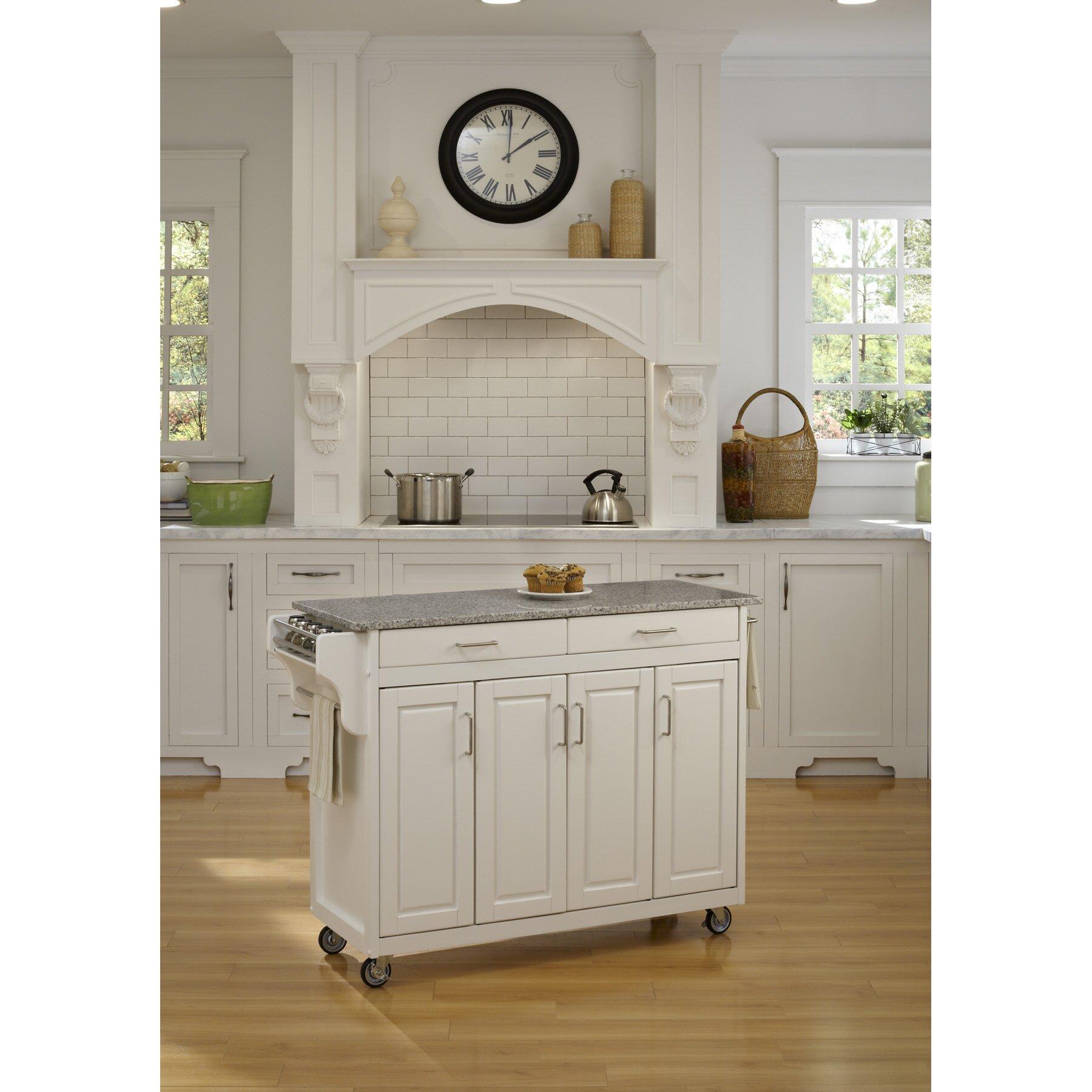 Home Styles Create A Cart Kitchen Island