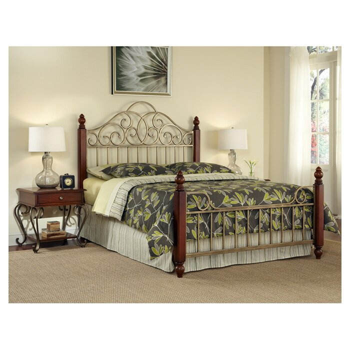 Home styles st ives panel bed reviews wayfair - Beds styles pictures ...