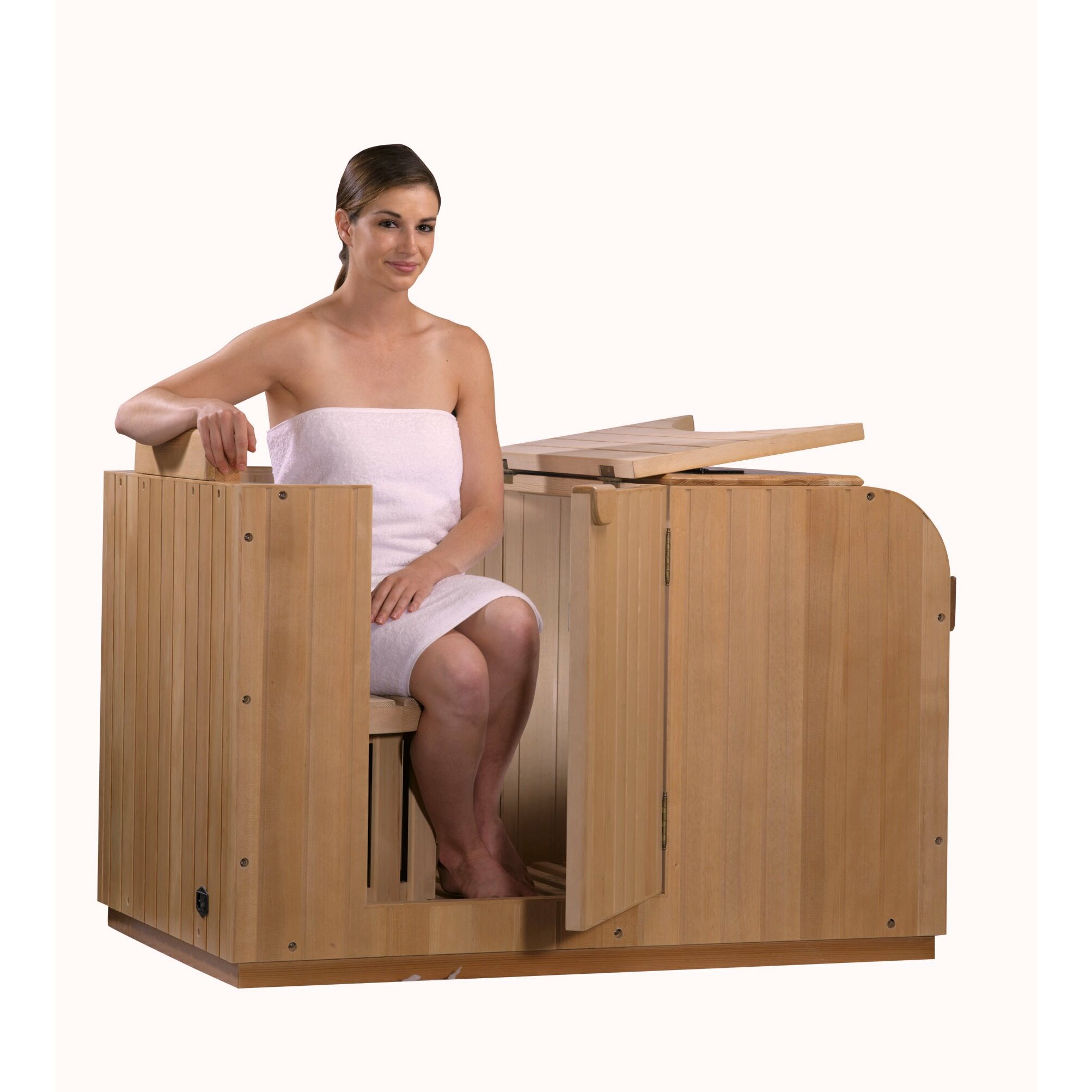 dynamic infrared granada 1 person carbon far infrared sauna reviews. Black Bedroom Furniture Sets. Home Design Ideas