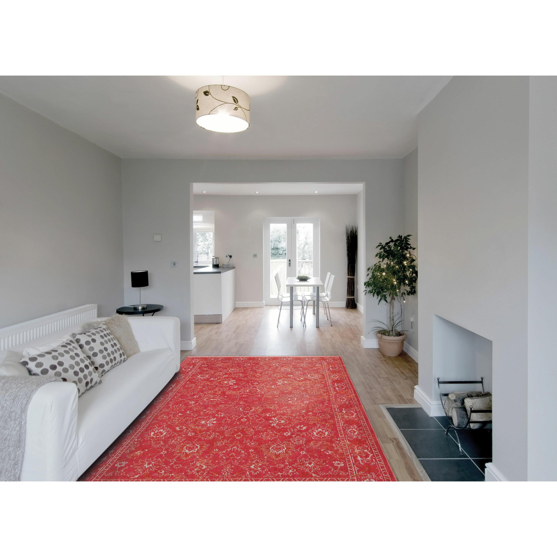 louis de poortere teppich bobohemian in rot. Black Bedroom Furniture Sets. Home Design Ideas