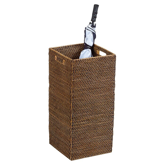 Gate house furniture rattan bali weave umbrella stand for Gatehouse furniture