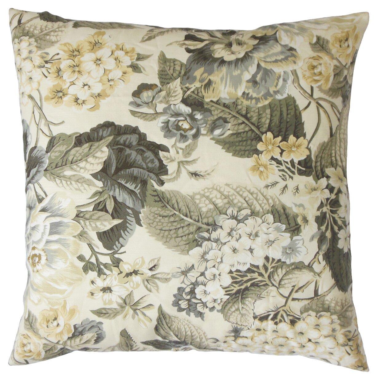 Throw Pillow Collections : The Pillow Collection Kalonice Cotton Throw Pillow Wayfair