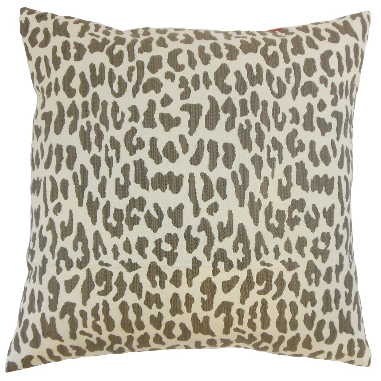Animal Print Sofa Pillows : The Pillow Collection Ilandere Animal Print Throw Pillow & Reviews Wayfair