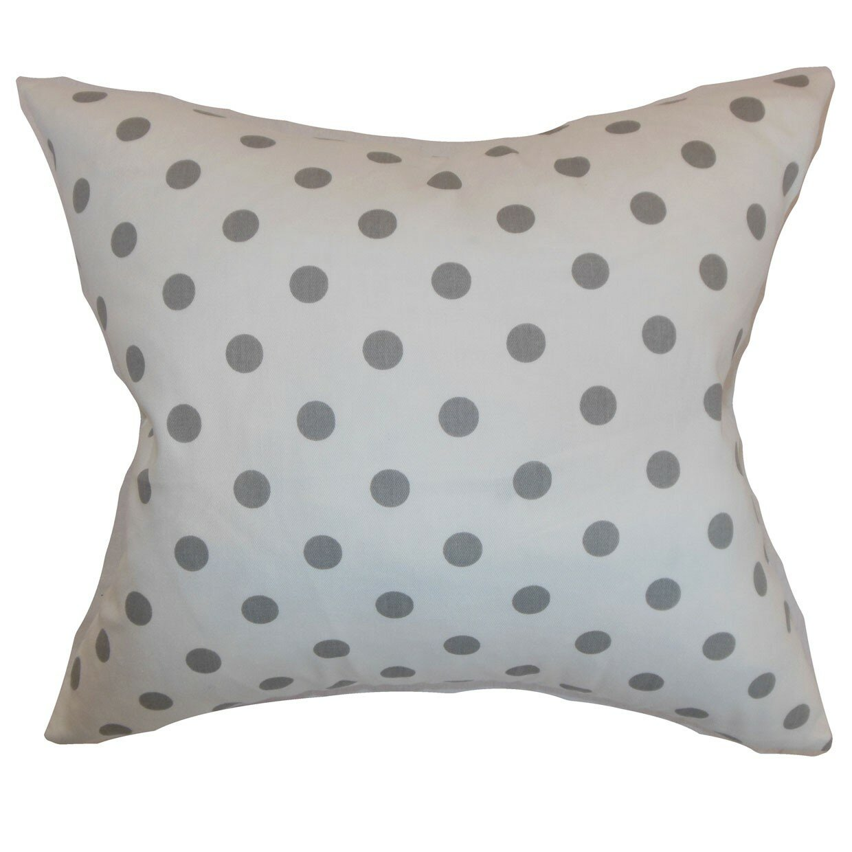 The Pillow Collection Nancy Cotton Throw Pillow & Reviews Wayfair