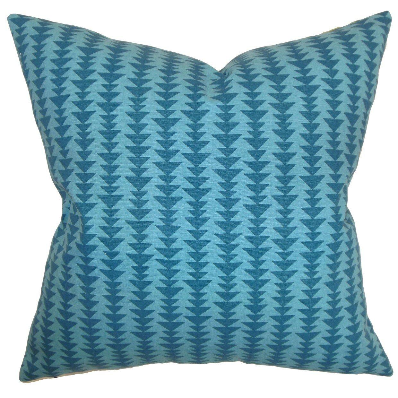 Throw Pillow Collections : The Pillow Collection Jiri Cotton Throw Pillow & Reviews Wayfair