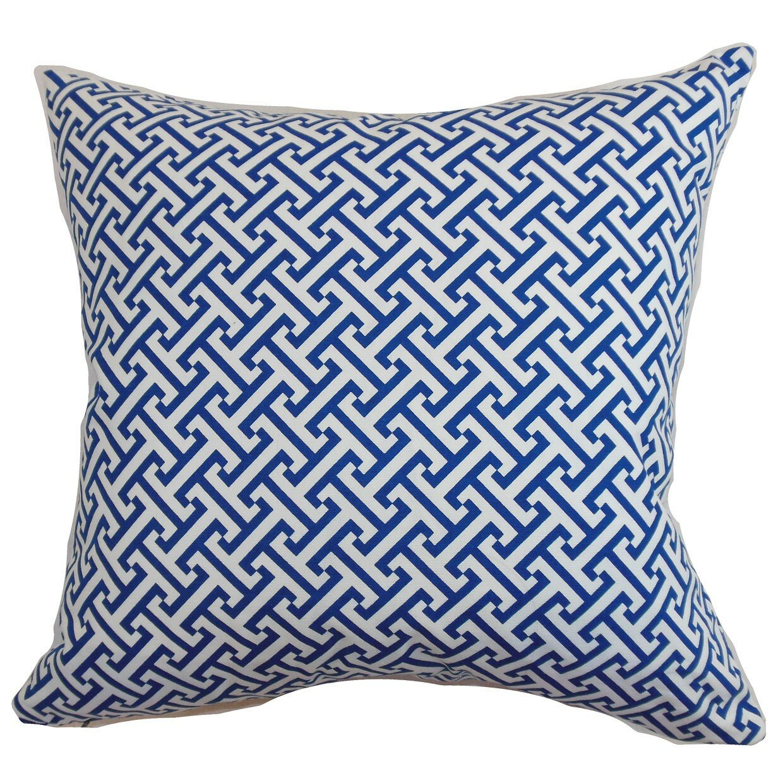 Throw Pillow Collections : The Pillow Collection Quentin Cotton Throw Pillow & Reviews Wayfair