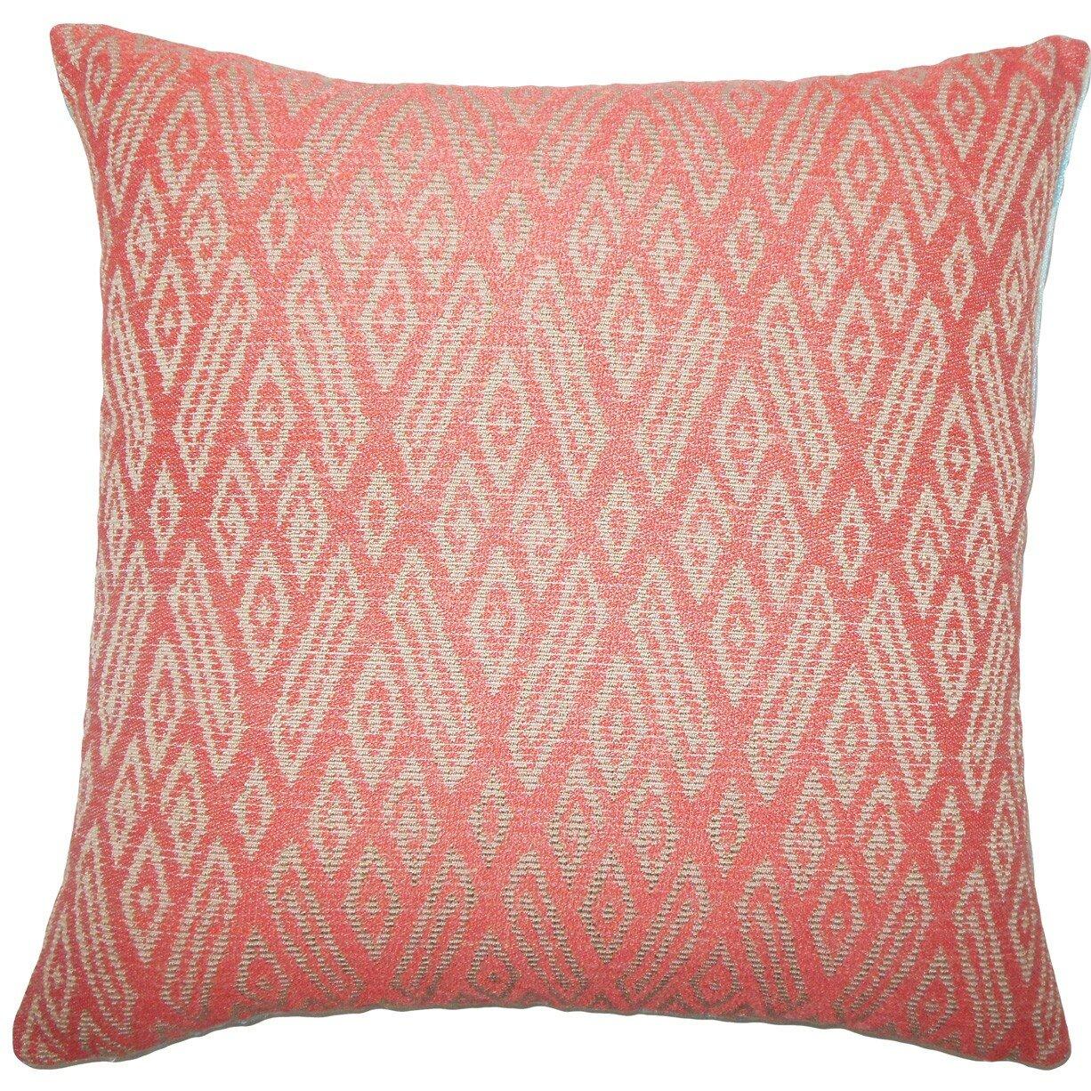 Throw Pillow Collections : The Pillow Collection Gaphna Ikat Throw Pillow Wayfair