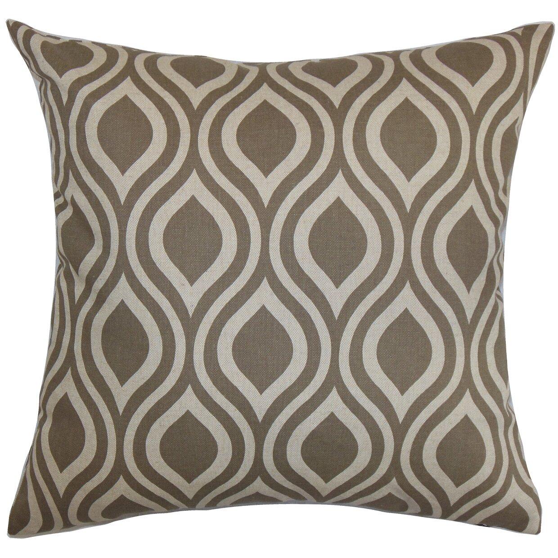 Wayfair Green Throw Pillows : The Pillow Collection Poplar Geometric Cotton Throw Pillow & Reviews Wayfair.ca