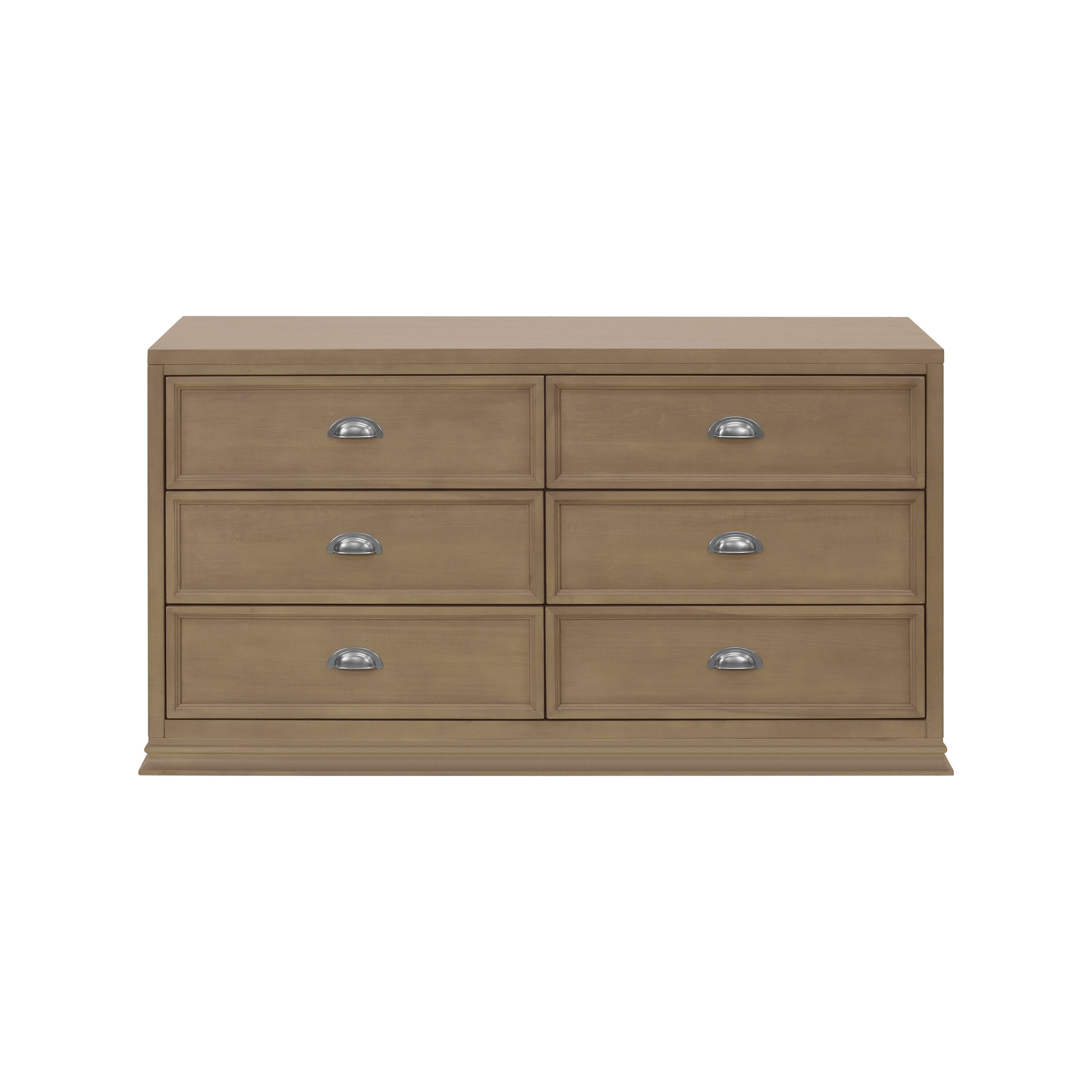 #503D2F Franklin And Ben Mason 6 Drawer Double Dresser & Reviews Wayfair with 3000x3000 px of Brand New 40 Inch Wide Dresser 30003000 pic @ avoidforclosure.info
