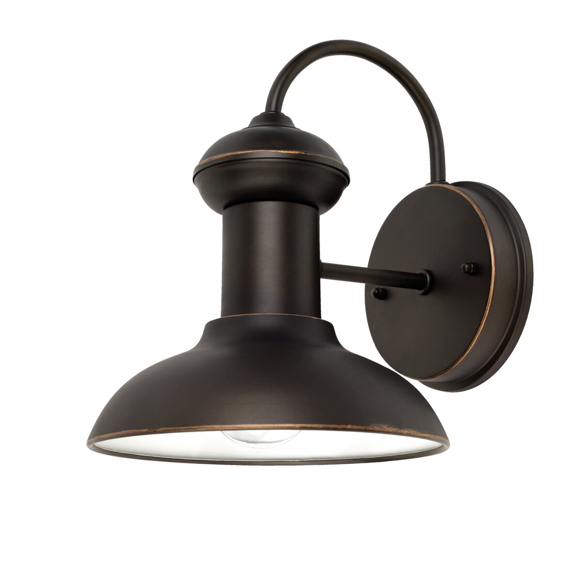 Wayfair Indoor Wall Sconces : Globe Electric Company Martes 10