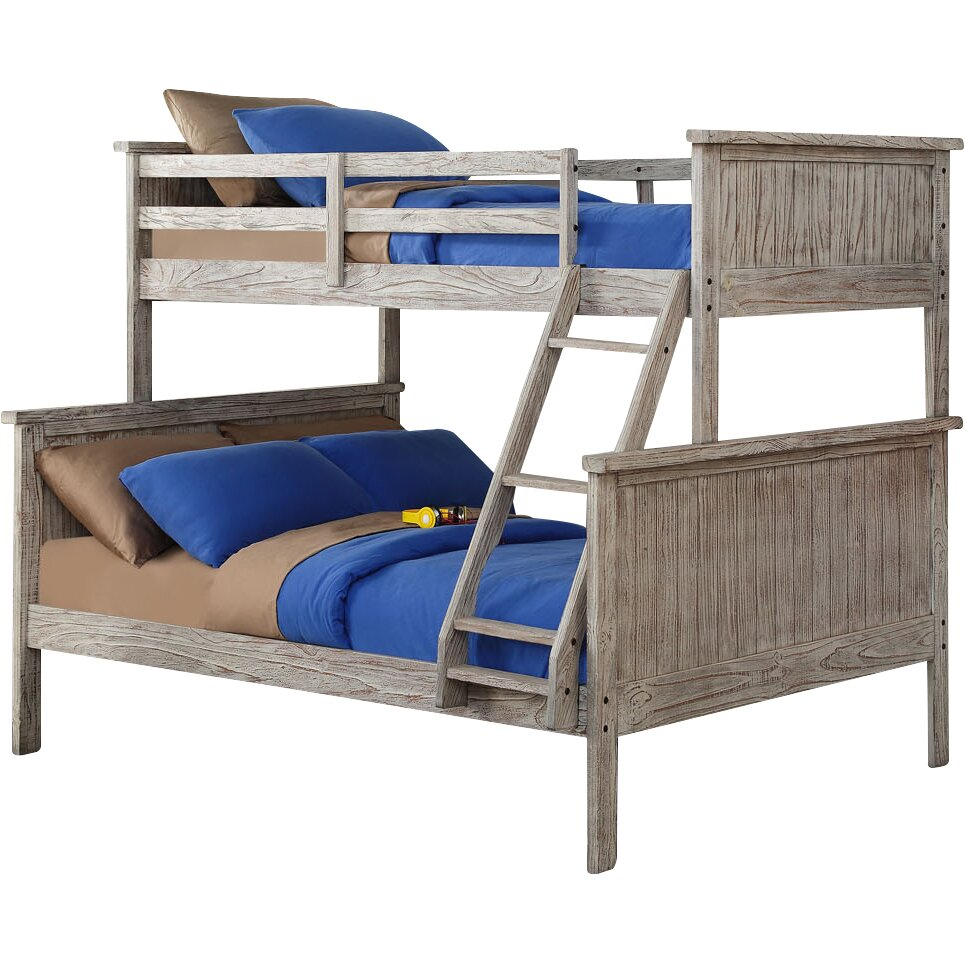Donco Kids Twin Over Full Bunk Bed Wayfair