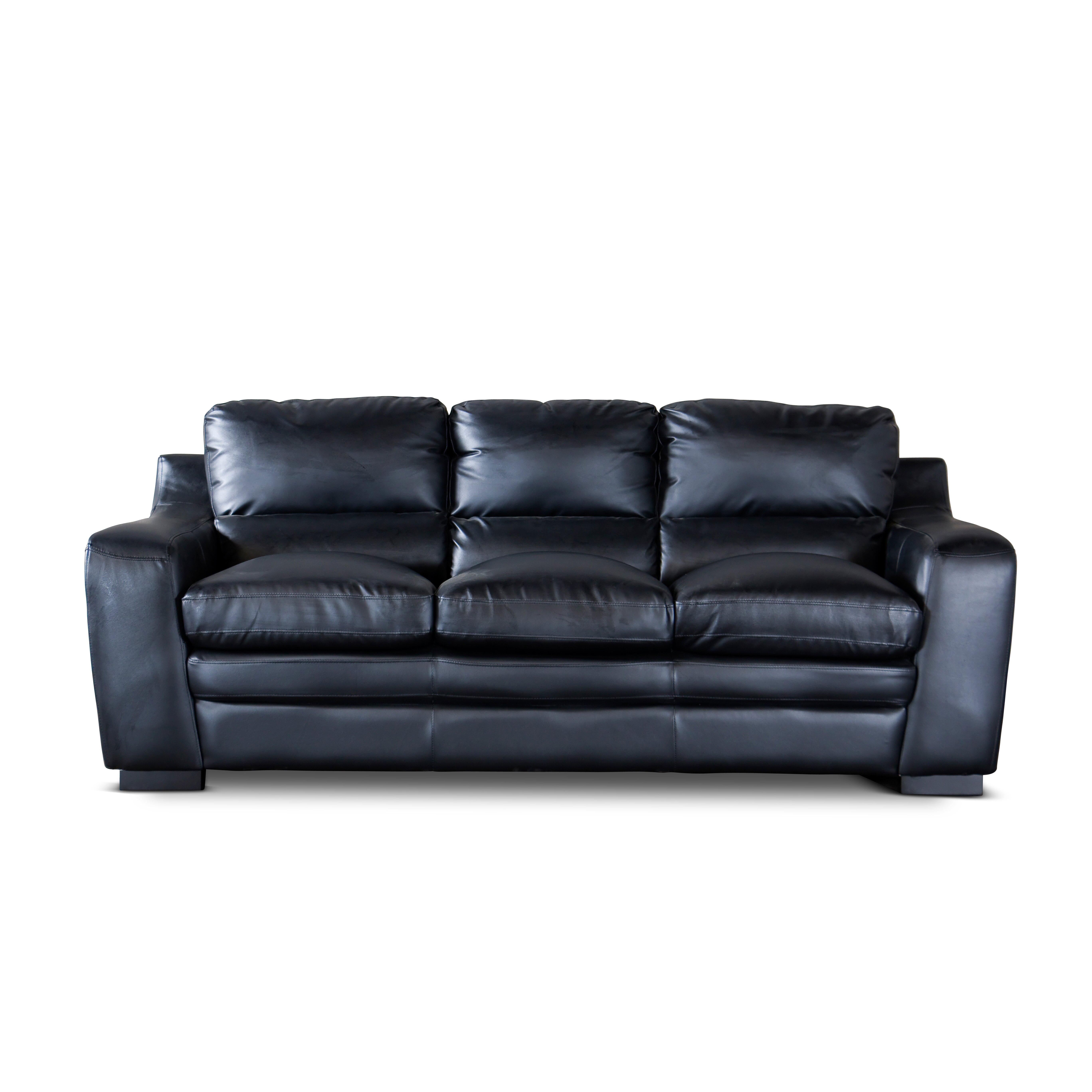 Wholesale interiors baxton studio diplomat 2 piece sofa for 2 piece sofa set