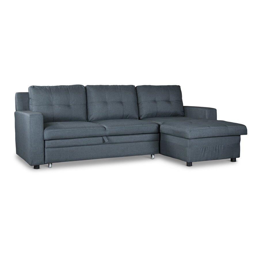 Wholesale Interiors Baxton Studio Sleeper Sectional Reviews Wayfair