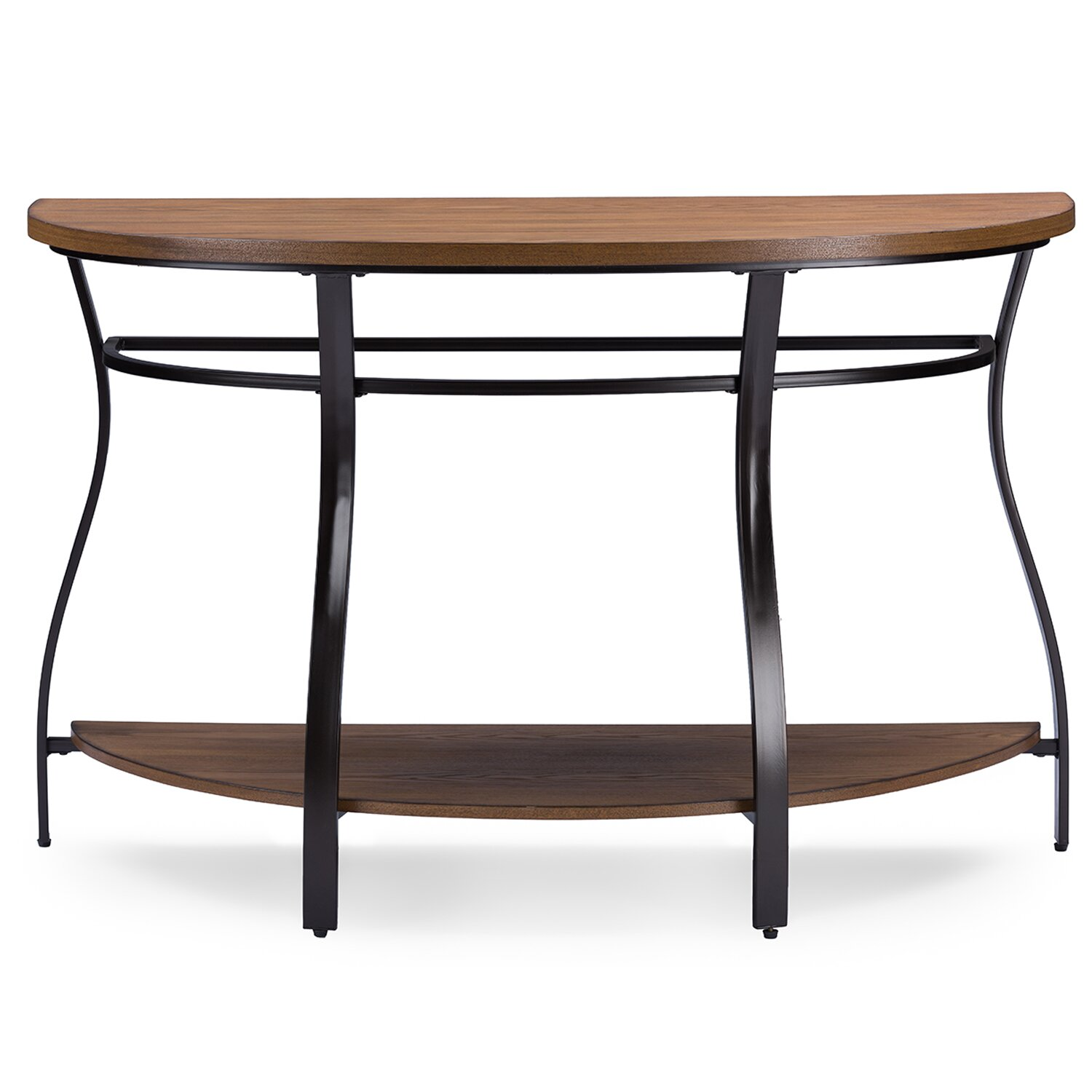 Wholesale interiors baxton studio newcastle console table for Living room newcastle