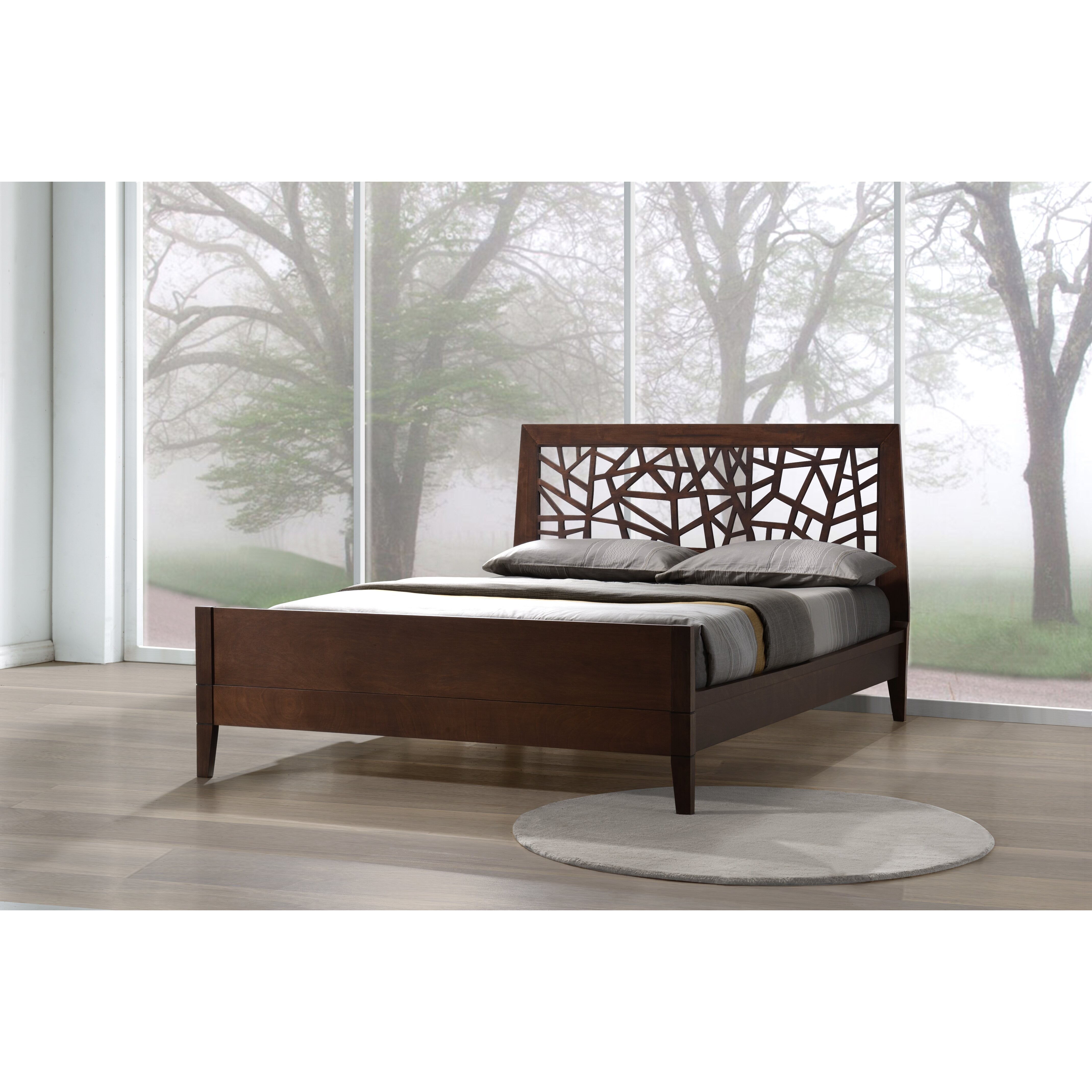 Wholesale Interiors Baxton Studio Bed Frame & Reviews