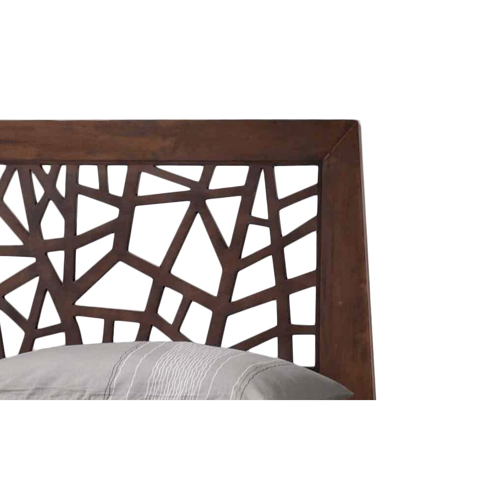 Wholesale interiors baxton studio bed frame reviews for Baxton studio