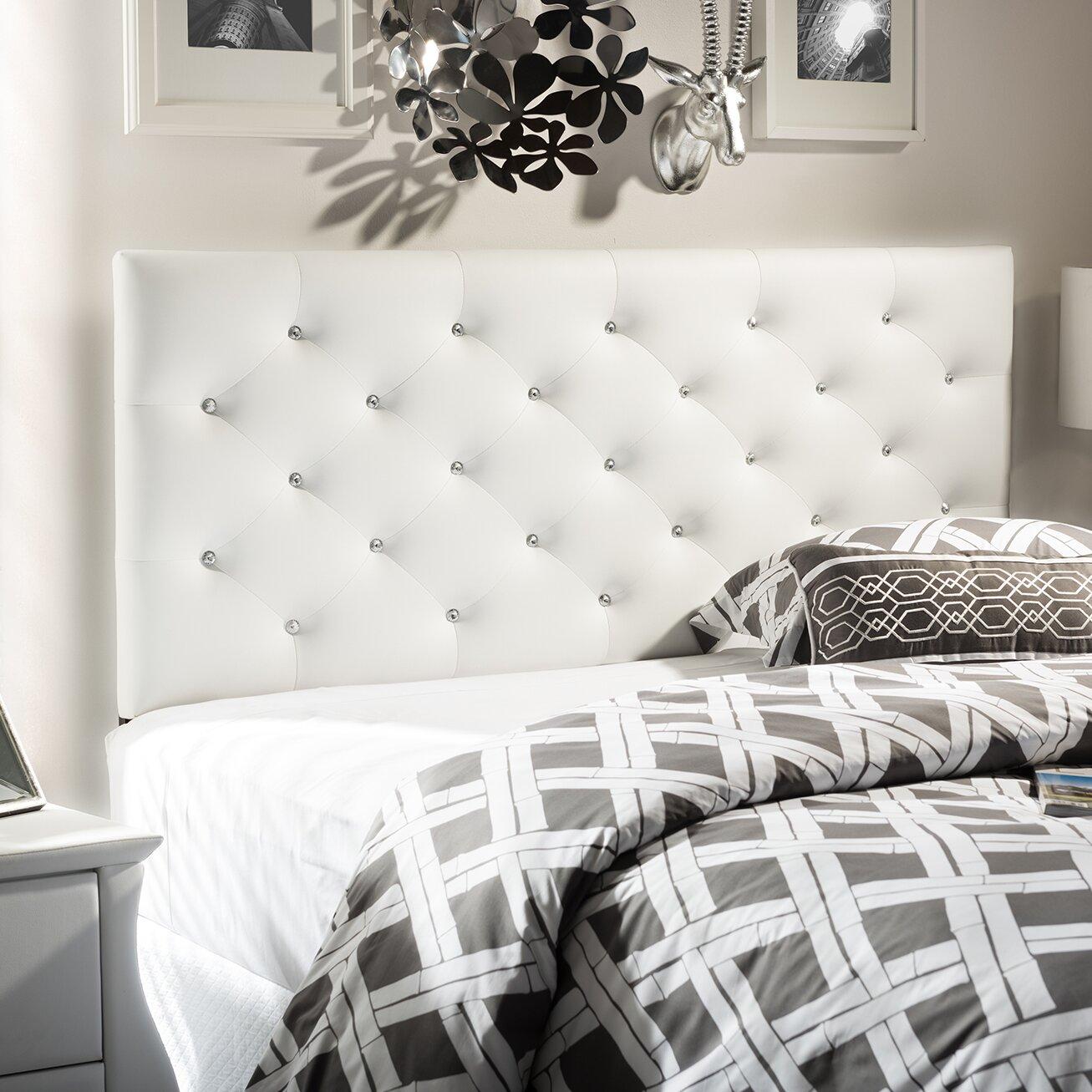 Wholesale interiors baxton studio viviana upholstered for Baxton studio