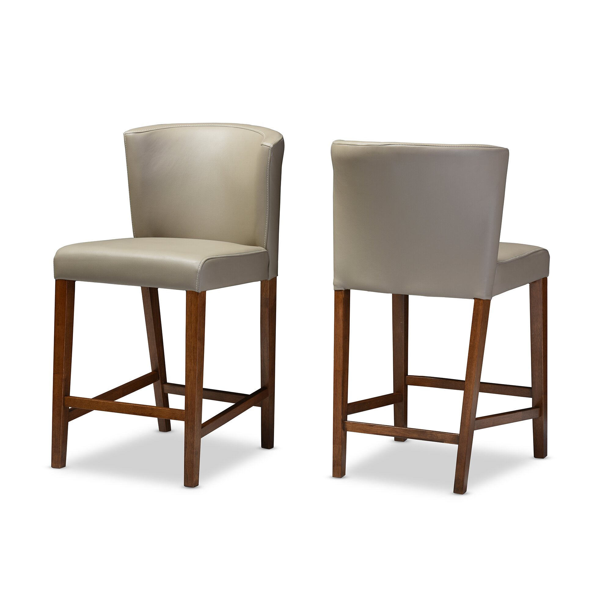 Wholesale Interiors Baxton Studio 25 Quot Bar Stool Amp Reviews