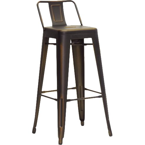 Wholesale Interiors Baxton Studio 30 38 Quot Bar Stool