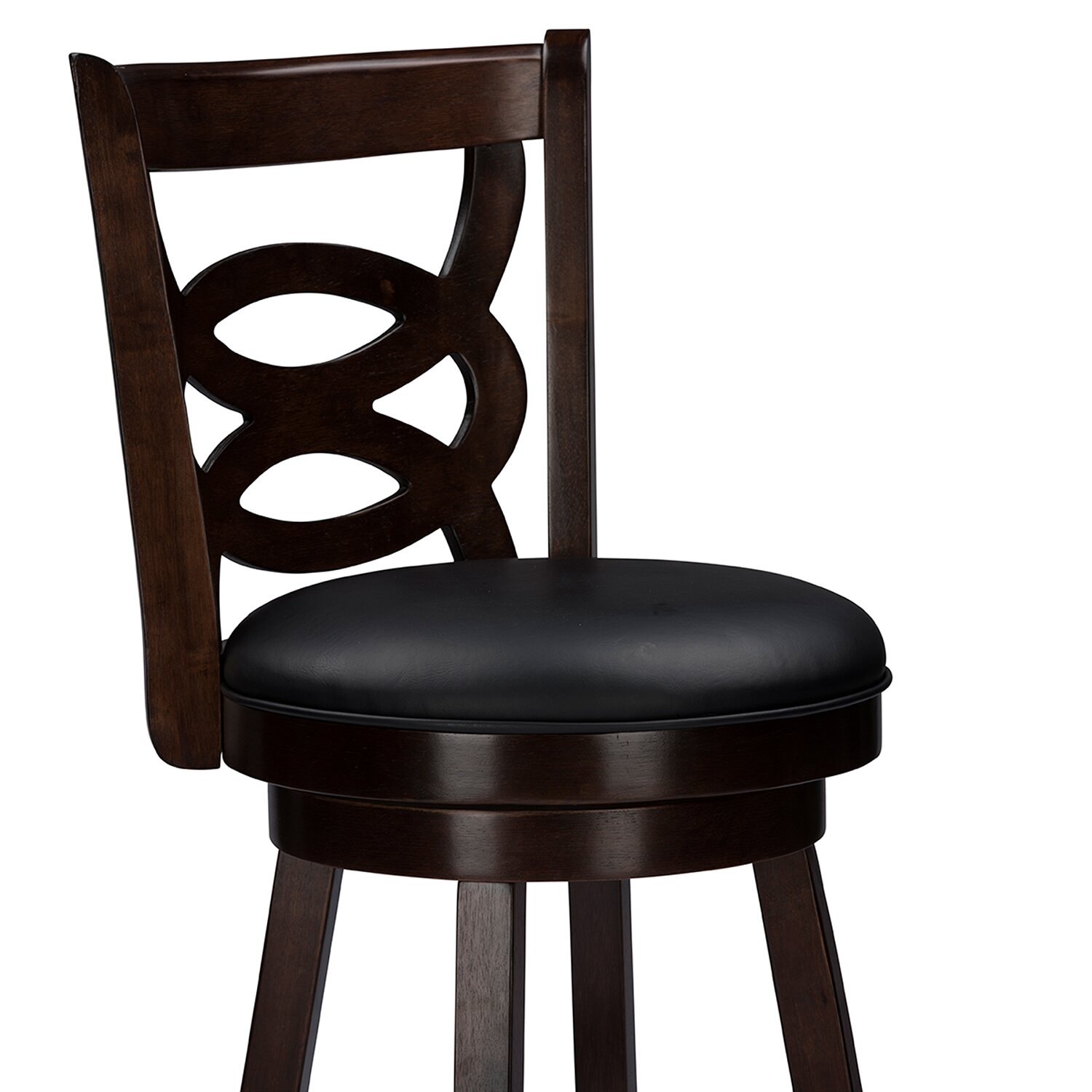 Wholesale Interiors Baxton Studio 29 Quot Swivel Bar Stool
