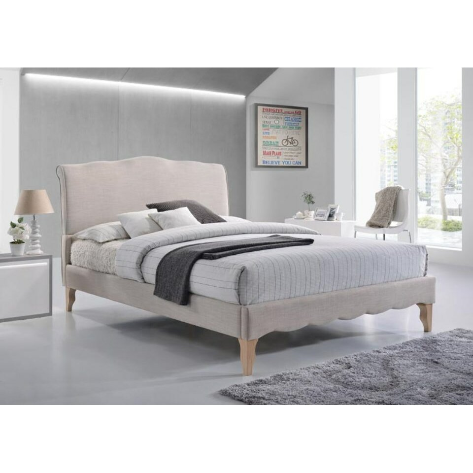 baxton studio bed interiors baxton studio upholstered platform bed 10515
