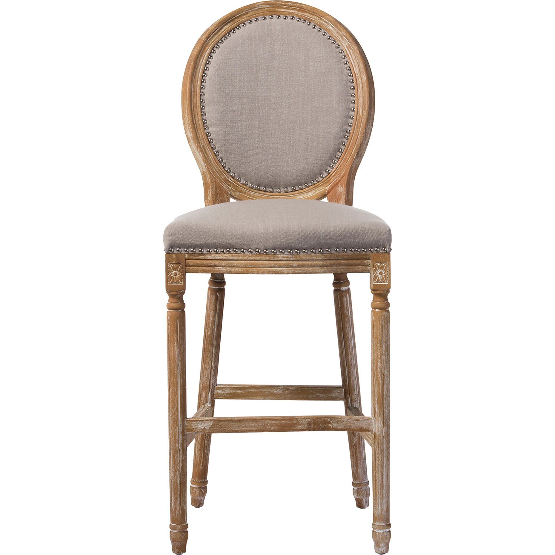Wholesale Interiors Baxton Studio 29 25 Quot Bar Stool