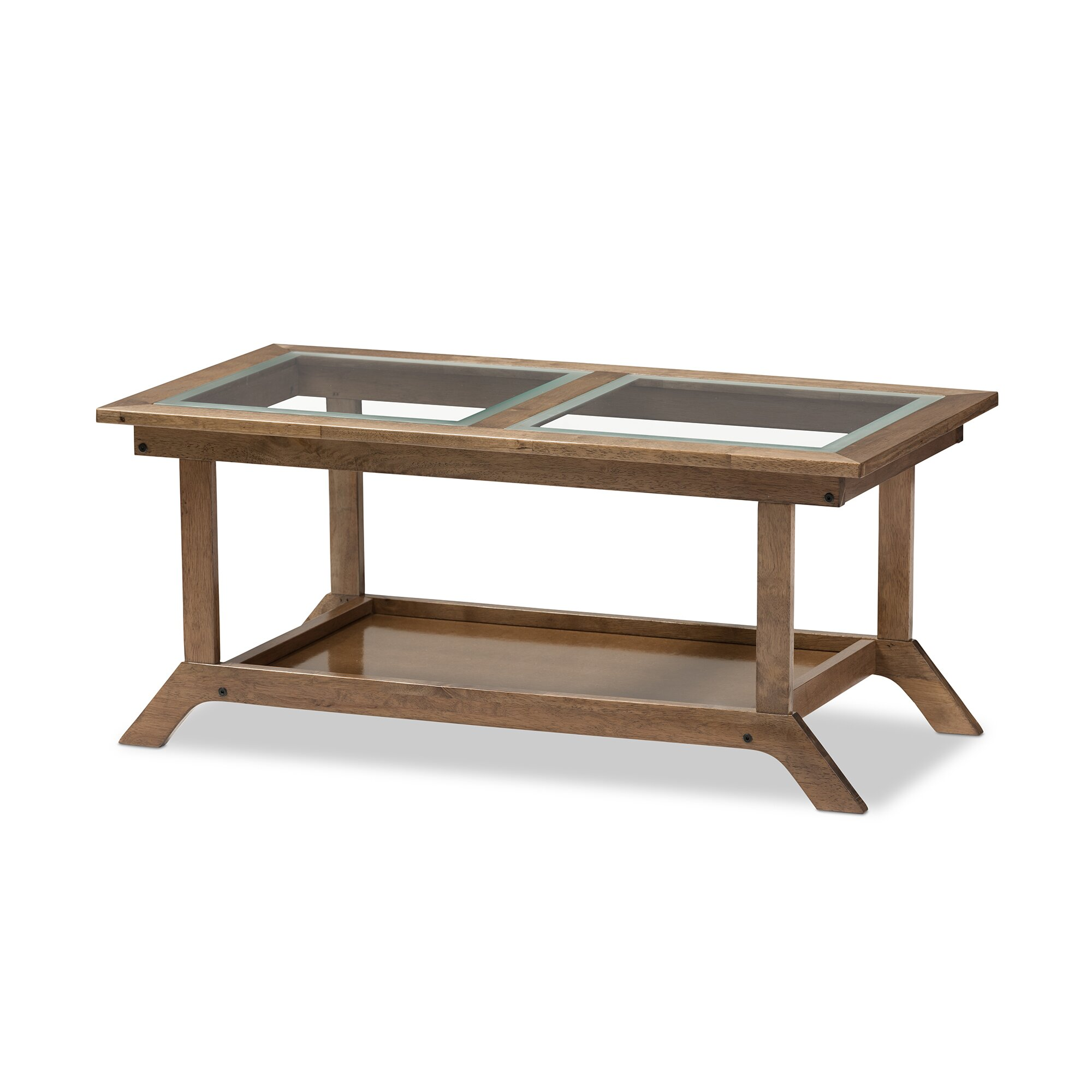 Https Www Wayfair Com Wholesale Interiors Baxton Studio Coffee Table Whi7538 Html