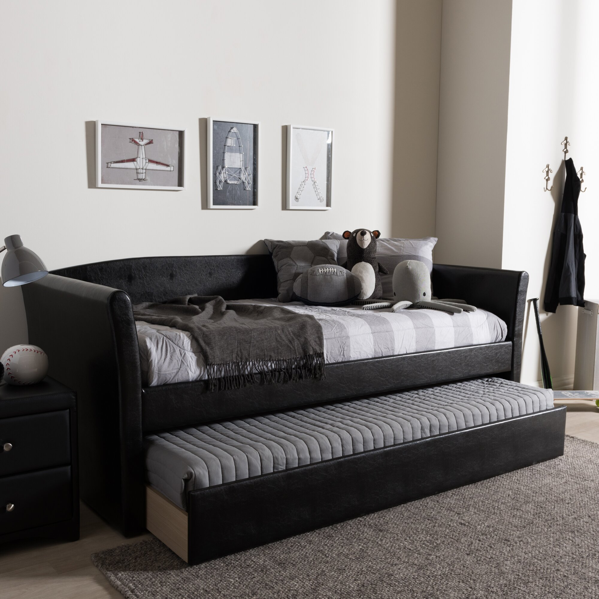 Wholesale Interiors Baxton Studio Serena Daybed With