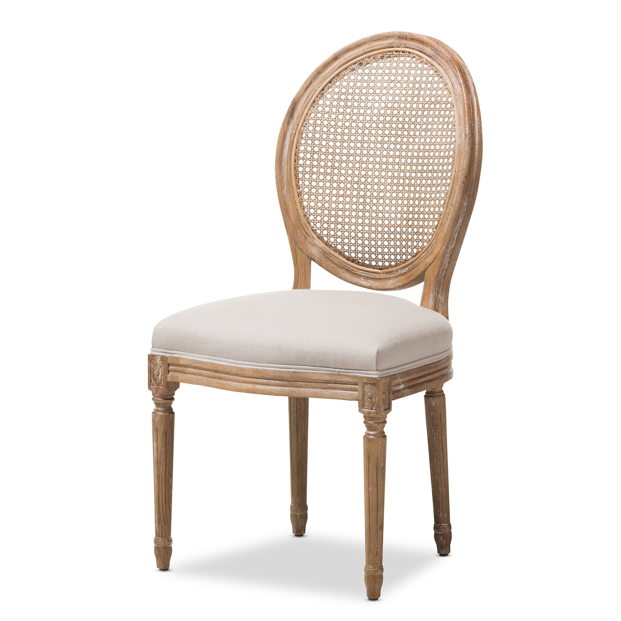 Wholesale Interiors Baxton Studio Lorenzo Side Chair