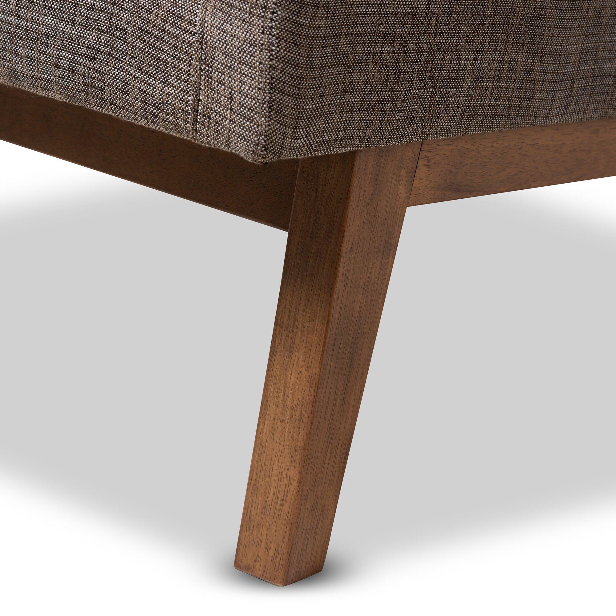 wholesale interiors baxton studio gerardo upholstered lounge chair and ottoman baxton studio lounge chair