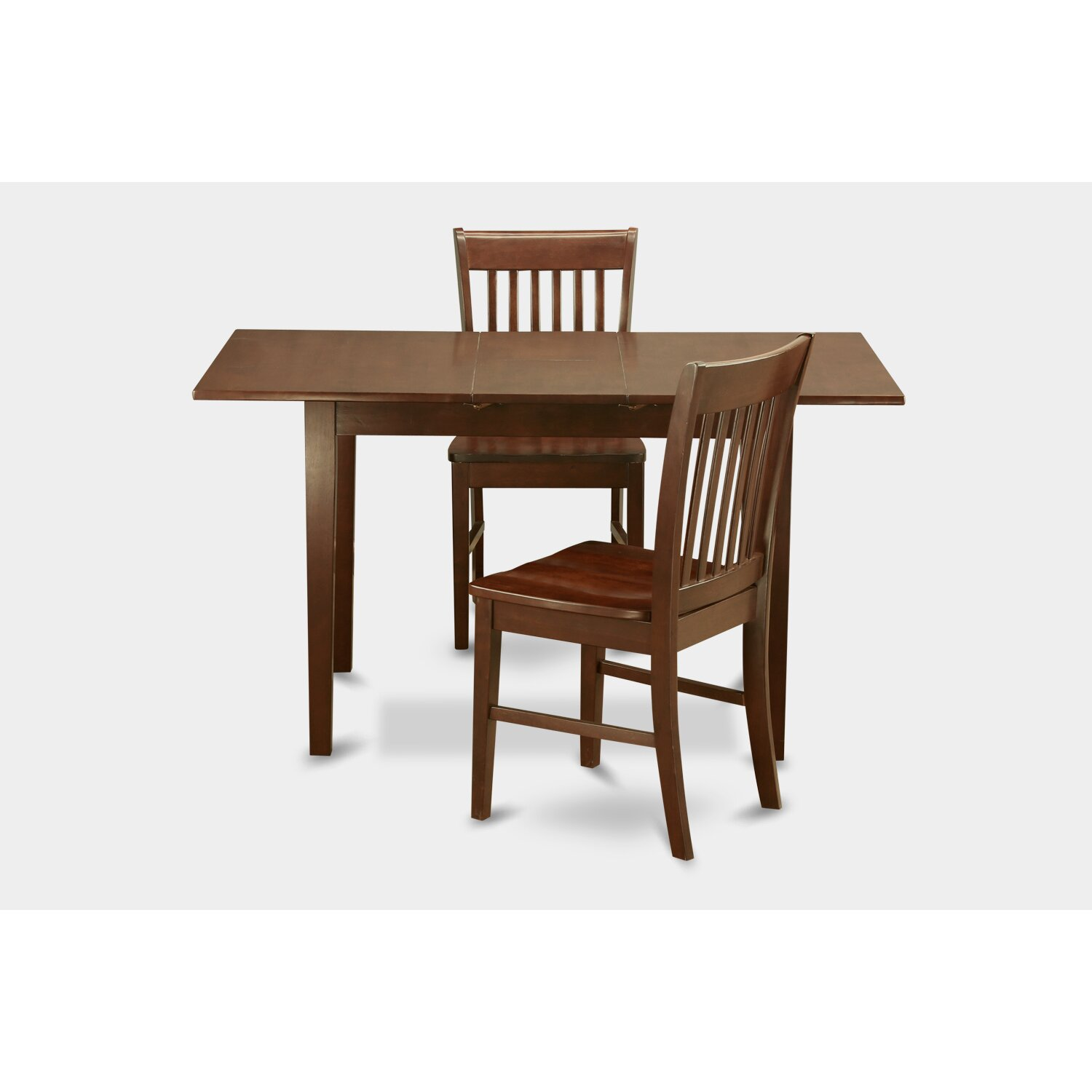 East West Norfolk 3 Piece Dining Set Reviews Wayfair